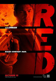 Red - Karl Urban Masterprint
