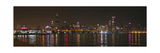 Chicago Cubs Skyline Photographic Print by Patrick Warneka
