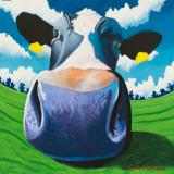 Cow IV, Big Nose Plakater af Eoin O'Connor