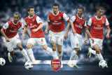 Arsenal - Players Posters