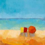 Parasols I Posters by Régine Pivier-Attolini