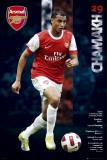 Arsenal - Chamakh Posters