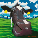 Cow I, The Sniffer Kunstdrucke von Eoin O&#39;Connor
