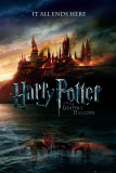 Harry Potter and the Deathly Hallows Plakaty