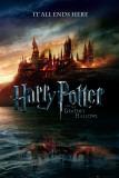 Harry Potter och dödsrelikerna, engelska Posters