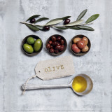 Olive Poster by Camille Soulayrol