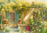 Mas Lou Figoulon Posters by Johan Messely