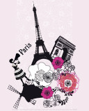 Paris, Blossom Paradise Prints by Émilie Ramon
