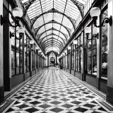 Passage des Princes, Paris Print by Dave Butcher