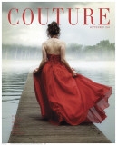 Couverture du magazine Couture, septembre 1960 Posters