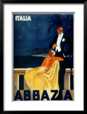 Abbazia Posters by W. Zalina