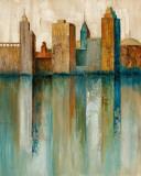 City View II Kunstdrucke von Norm Olson