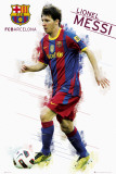 Barcelona– Messi Kunstdrucke
