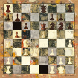 White&#39;s Move Art by Juta &amp; Mareks 