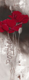 I Love Poppies Affiches par Franz Heigl