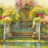 Nostalgie À Iseo Prints by Johan Messely