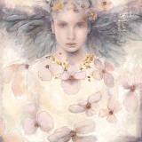 Air de Printemps I Kunst af Elvira Amrhein