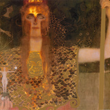 Pallas Athene, c.1898 Poster by Gustav Klimt