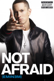 Eminem - Not Afraid Posters