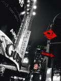 Times Square Night Posters par Anne Valverde