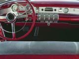 Dashboard, 1950's Print