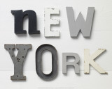 New York Plakater af Louis Gaillard