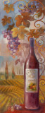 Wine Country II Poster by Elaine Vollherbst-Lane