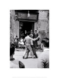Naples, Italy, 1956 Poster von Rene Burri