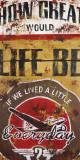 Rodney White - Life Be Umělecké plakáty