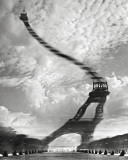 Optical Distortion Prints by Robert Doisneau