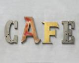 Café Poster by Louis Gaillard