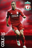 Liverpool - Cole Print