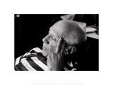 Pablo Picasso, Villa Californie, France Affiches par Rene Burri