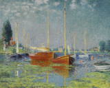 Argenteuil Posters by Claude Monet