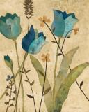 Garden's Edge I Posters by Charlene Olson