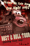 Cars - Heavy Metal Posters