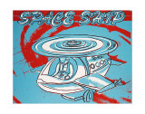 Space Ship, c.1983 Prints by Andy Warhol