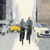 Embouteillage Prints by Bernard Ott