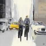 Embouteillage Posters by Bernard Ott