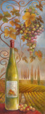 Wine Country I Art by Elaine Vollherbst-Lane