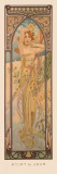 Eclat du Jour Prints by Alphonse Mucha