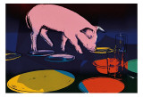 Fiesta Pig, c.1979 Posters par Andy Warhol