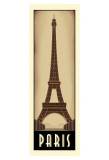 Paris Print by Steve Forney