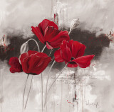 Poppies for You Prints by Franz Heigl