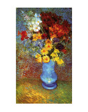 Vase with Anemone Poster von Vincent van Gogh
