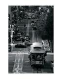 calles de San Francisco, Las Láminas por Sabri Irmak