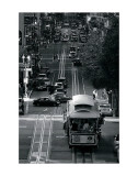 Streets of San Francisco Prints by Sabri Irmak