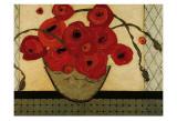 Poppies for the Host Affiches par Karen Tusinski