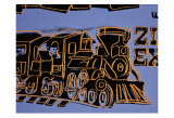 Train, c.1983 Prints by Andy Warhol