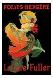 Folies-Bregere La Loie Fuller Print